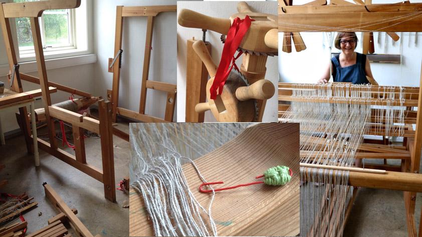 restoring loom tools