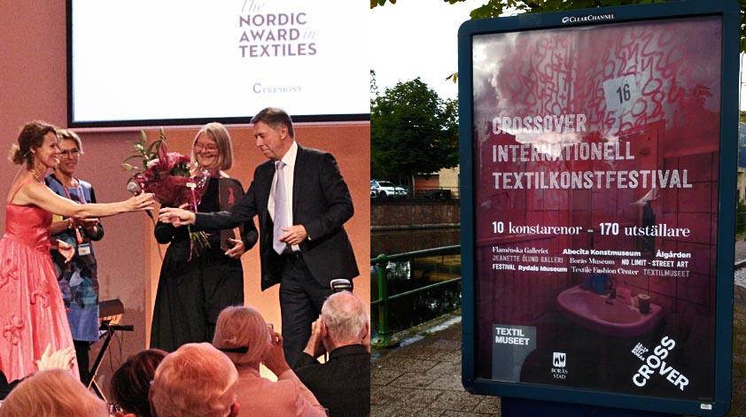 Nordic Art Textiles Award, Grete Sorensen, weaving