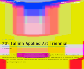 Tallin Applied Art Triennial