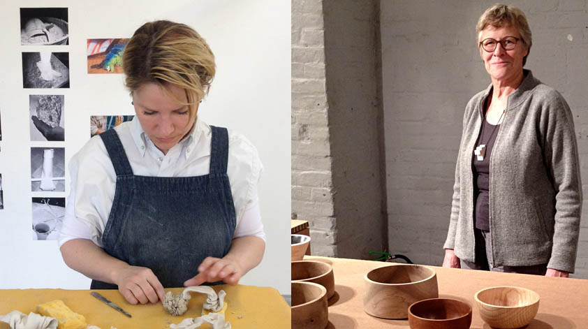 crafts, making, weeflab amsterdam