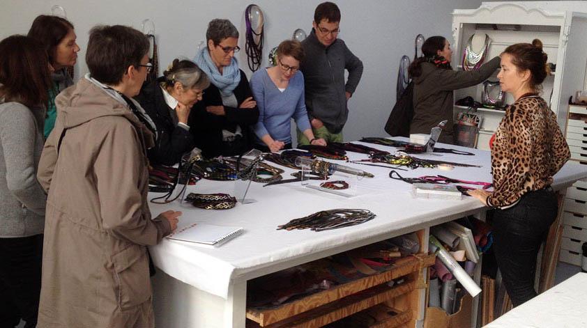 handwerkskammer munster crafts, weeflab amsterdam, monika auch